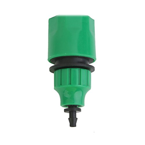 Begrit garden hose pipe one way adapter tap connector for Garden hose solutions
