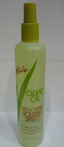 Vitale Olive Oil Anti - Break Silk and Shine Holding Spritz 12 oz