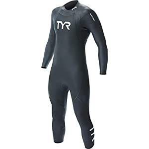 TYR Sport Men's Hurricane Wetsuit Category 1