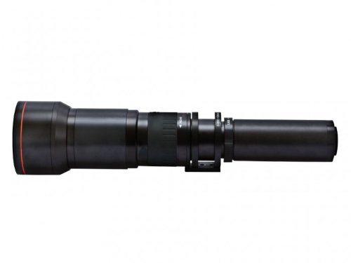 Vivitar Series 1 - Telephoto zoom lens - 650 mm - 1300 mm - f/8.0-16.0 by Vivitar