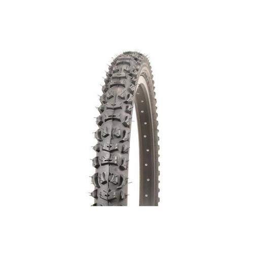 Kenda K816 Aggressive MTB Wire Bead Bicycle Tire, Black Skin, 26-Inch x 2.10-Inch
