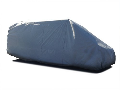CarsCover Waterproof Class B RV High Top Conversion Van Cover Fit up to 21ft (252 inch) Sprinter, Minibus, Winnebago Era, Roadtrek, Airstream Interstate, Great West, Leisure Travel, Pleasure-Way by CarsCover