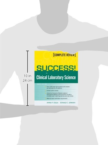 success in clinical laboratory science pdf