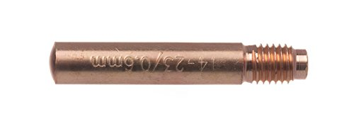 Tweco 1140-1100 Fabricator 210 14-23 MIG Gun Contact Tip for .023 Wire Diameter (5-Pack) by Tweco