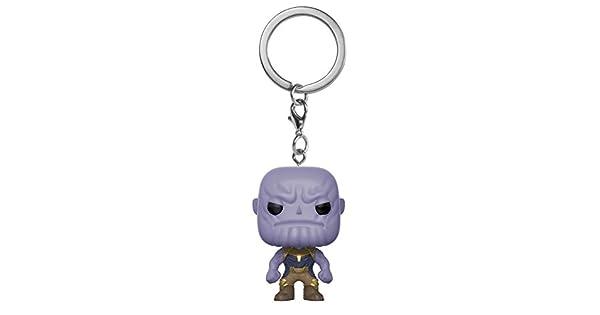 Amazon.com: Funko POP! Llavero Marvel: Avengers Infinity War ...