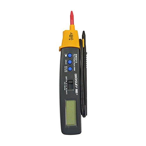 ALLOSUN Auto Range Pen type Digital Multimeter Portable DMM AC DC Volt Tester