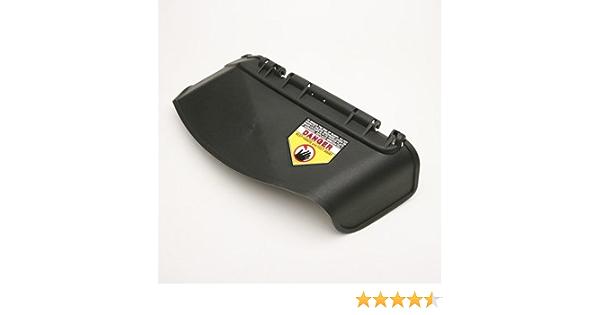 MTD Genuine Part 931-09823A Console-Handle BLK WL OEM Part for Troy-Bilt Cub-...