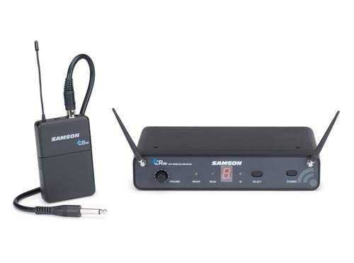 (Samson Concert 88 Wireless (K Band) Guitar System (CR88/CB88) (SWC88BGT-K))