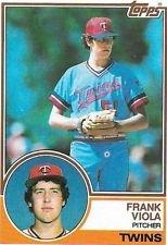 Minnesota Twins Frank Viola - 6