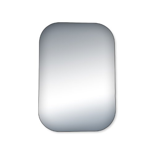 Glass W250 Mirror Dodge - Fit System 99005 Driver/Passenger Side Replacement Mirror Glass