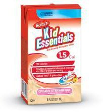Expert choice for boost kids essentials 1.5 strawberry