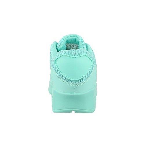 da chunkyrayan Scarpe Bambini Uomo Donna Sneaker Sport A Alla Unisex New Green L corsa moda turnschuhe w0fxPcT8
