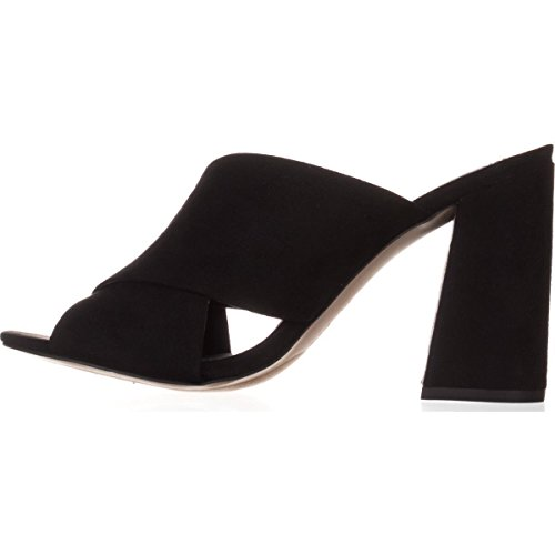 Bcbgeneration Rachel Dress Mule Sandals - Nero