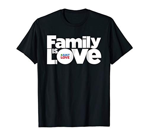 TFC Store Family is Love Shirt