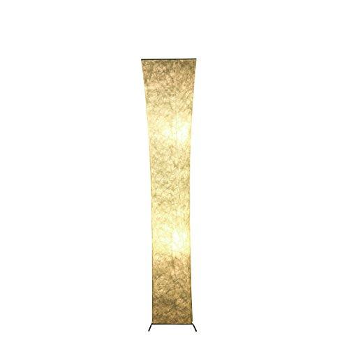 Soft Light Floor Lamp,IDELIFE Modern Slim Design Fabric LED Floor Lamp 52