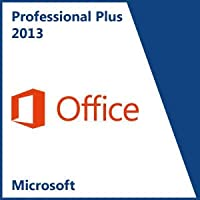 Microsoft Office Professional Plus 2013 32/64-bit, English