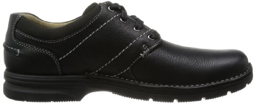 ClarksSenner Place - Derby hombre Negro (Black Leather)