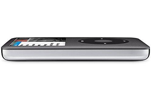 MC297LL//A MP3 digital music player 7th generation Apple iPod Classic 160GB grey-black
