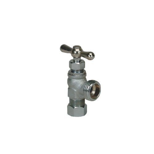 ProFlo PF100DCC 1/2'' Washing Machine Valve - Not for Potable Water Use