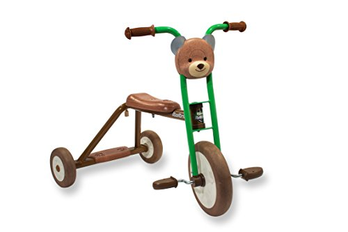 Italtrike Forester Bear Large Tricycle, 14'' by Italtrike