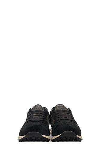Alberto Sneakers Uomo Guardiani Pelle Nero Su77401ekx00 TH18TYr