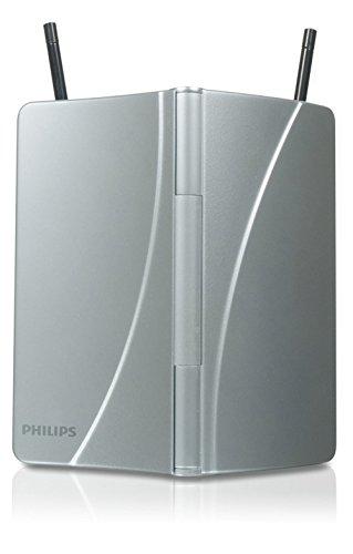 Philips Digital Indoor Antenna HDTV/UHF/VHF/FM Model SDV2711/27