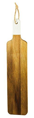 (Acacia Wood Baguette Board)