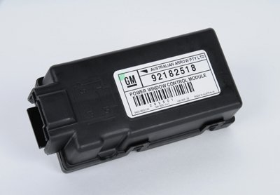 ACDelco D1981F GM Original Equipment Power Window Control Module (Power Window Control Module)