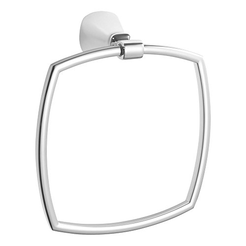 American Standard 7018190.002 Edgemere Towel Ring Ch, Chrome (American Products Ring)