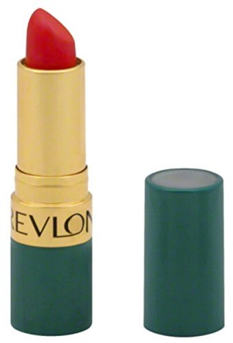 Revlon Moon Drops Lipstick, Hot Coral [712], 0.15 (Pack of 2) by Revlon