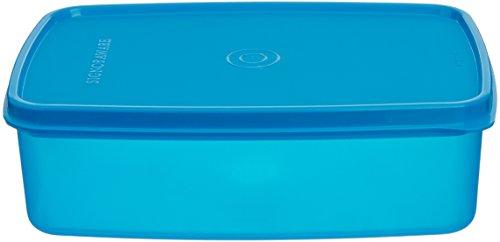 Signoraware Fridger Fresh Jumbo Container, 1.2 Litres, T Blue