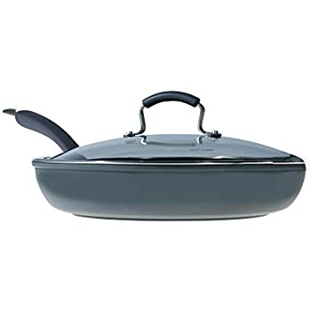 Amazon Com Epicurious Hard Anodized Nonstick 13 Inch