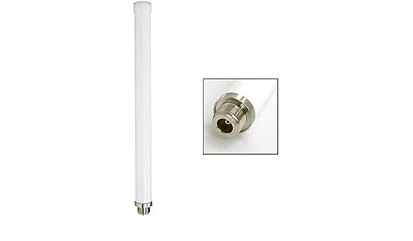 Alfa AOA-2458-59-TF 2.4 + 5 GHz 9 dBi Dual Band WiFi Omni ...