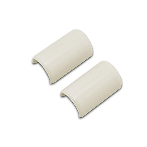Legrand - Wiremold C9 Plastic Coupling Cord Cover, Ivory