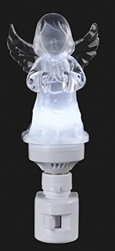 Icy Crystal Led Lighted Angel in Florida - 5
