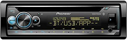 Pioneer DEH-S5120BT in-Dash Built-in Bluetooth CD, MP3, Front USB, Auxiliary, Pandora, AM/FM, Built in iPod, iPhone and iPad Controls, ARC Phone app, Dual Phone Connection Stereo Receiver (Pioneer Cd Stereo)