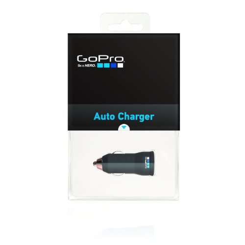 GoPro Auto Charger with Dual USB Ports