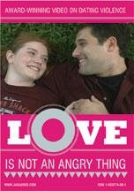 Young adult novel on dating violence