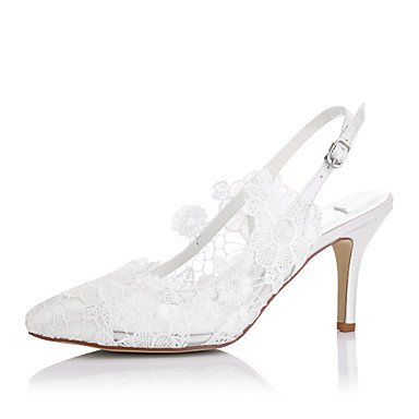 Party Toe 5 5 Women'S Pointed amp;Amp; UK4 Summer Wedding US6 EU37 7 Evening Spring Heels 5 Silk CN37 Fall Heels Ywq1zYO