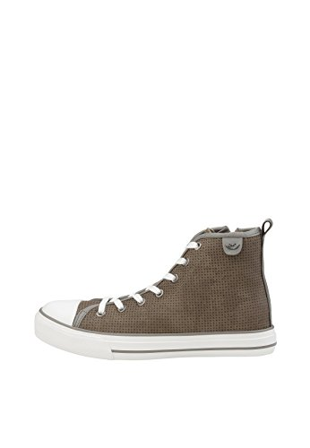 Perforated Sneaker on Slip 66 khaki Rory Fritzi Femme Aus Baskets Marron Preußen Fp1gqnx7