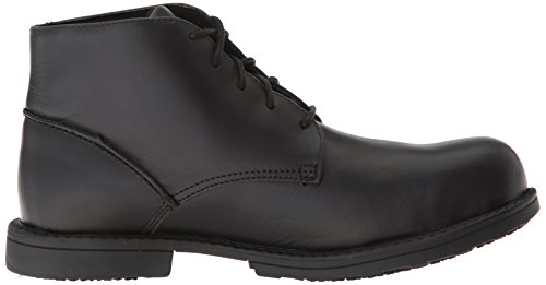 SR Industrial Boot Bedford Men's Toe Chukka Wolverine Steel Black 6qg4wPX