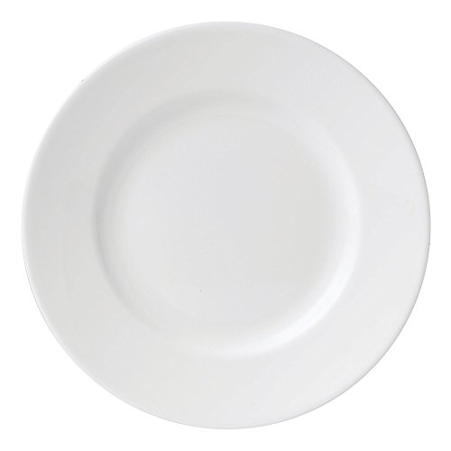 """Wedgwood Bread and Butter Plate, 6"""", White"""