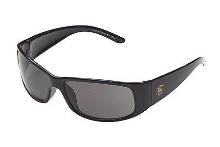 (Jackson 3016313 Smith & Wesson Elite Safety Glasses Black Frame Smoke Lens Anti Fog)