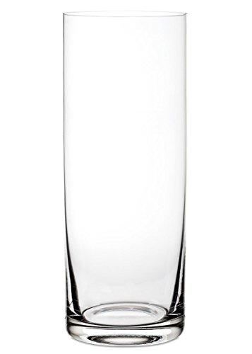 Glass Vase Floor - Afloral Clear Glass Cylinder Vase - 18