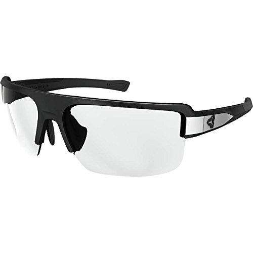 Ryders Eyewear Seventh Photochromic Sunglasses - 2-tone (PHOTO BLACK-WHITE / LT GREY LENS - Grey Lenses Photo