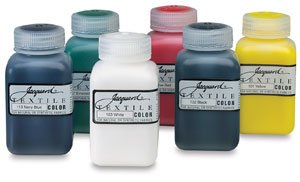 - Jacquard Textile Paint 8 Oz Ruby Red