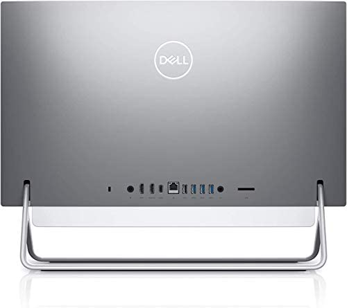 """Latest_Dell Inspiron 24 5000 All-in-One A-Frame Stand, 23.8"""" FHD Anti-Glare Infinity Touch, Intel Core i7-10510U, 16GB, 512GB SSD, Windows 10, Wireless Keyboard Mouse, 1-Month Basrdis Support"""