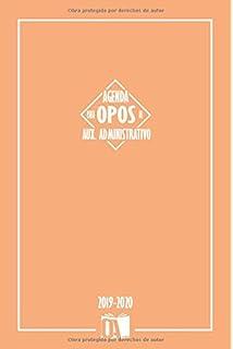 Agenda para Opos de Bombero: Agenda para Oposiciones de ...