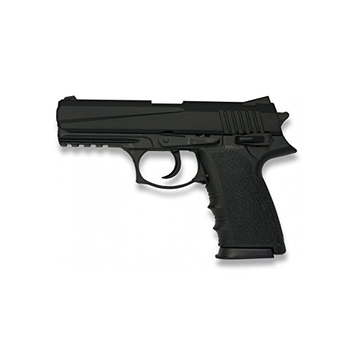 Negro Albainox 35909 Arma Airsoft Unisex Adulto Talla /Única