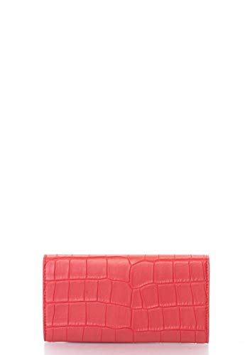 Wallet Donna 75w000659y099999 Black Portafoglio Cocco Red Printed k299 Acacia dOYqdwIH